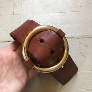 Gorgeous Michael Kors Cognac Belt